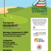 Golf For Literacy Tournament Monday Sept 9th, 2019