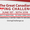 Great Canadian Giving Challenge - Help Urban Stable win $10,000!!