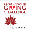 The Great Canadian Giving Challenge!