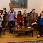 Urban Stable Alumni Having Fun